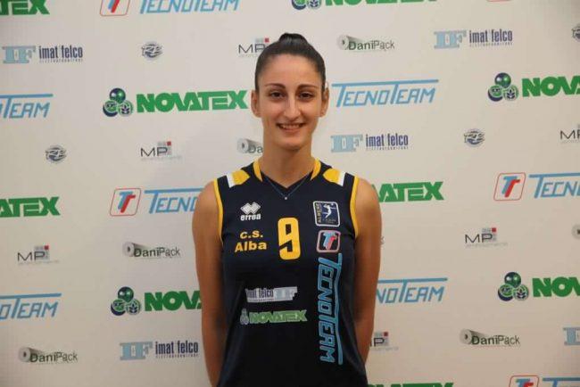 Albese Volley Alice Bocchino