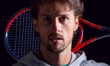 Tennis lariano Andrea Arnaboldi ripartirà dall'Atp di Antalya a partire dal 5 gennaio