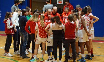 Basket femminile, Limonta Costa Masnaga-Sassari del 28 novembre anticipata alle ore 16.30