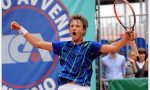 Tennis lariano, i cugini canturini Arnaboldi si salvano