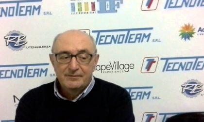 """Albese Volley il presidente Graziano Crimella: """"Campionato interessante: molti nemici , molto onore"""""""