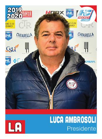 Hockey Como Luca Ambrosoli