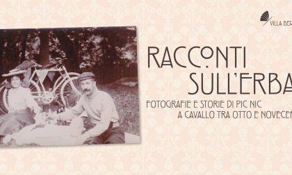 Villa Bernasconi presenta una mostra virtuale (sognando un pic nic) FOTO