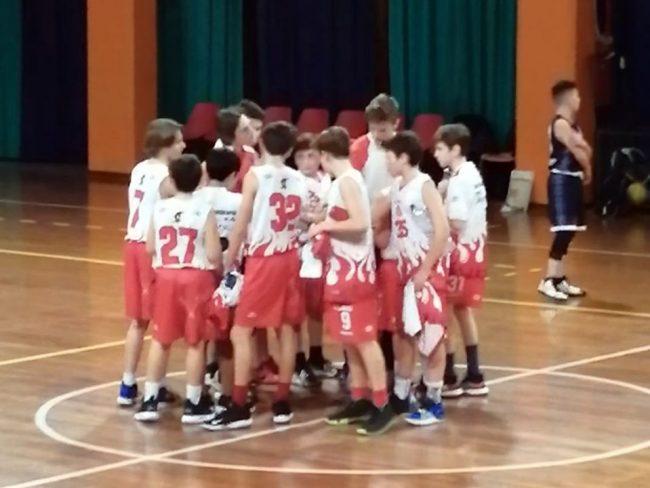 Basket lariano SCB