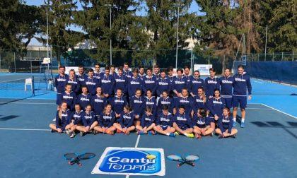 Tennis lariano la giovane Carola Bisignani ha conquistato il torneo Rodeo di terza categoria a Pavia