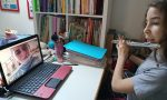 La Scuola allievi della banda marianese suona su Skype FOTO
