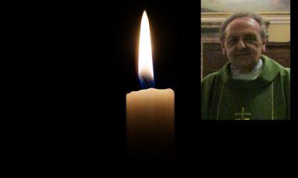 Era morto durante il lockdown sabato Menaggio saluta don Carlo Basci