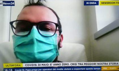 Coronavirus: parla il medico guarito all'ospedale Sant'Anna FOTO