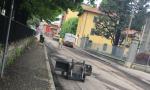 Lavori a Cantù in via Canturio e Andina FOTO