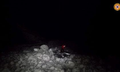 Tragedia al Pizzo del Diavolo: le immagini della valanga che ha travolto Matteo Bernasconi FOTO