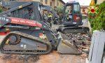 Esplode villetta a Fino Mornasco: oggi artificieri ancora al lavoro FOTO