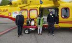 Il Rotary Club di Appiano dona un massaggiatore cardiaco automatico al 118 di Como