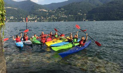 """Canottieri Moltrasio il gruppo Kayak organizza """"Pagaia verde"""" per sabato"""