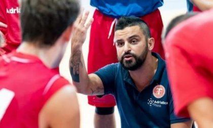 Pallacanestro lariana, Manuel Cilio: la dura vita del coach diviso tra campo e web