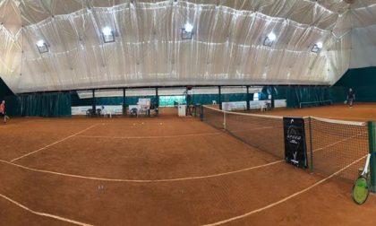 Tennis lariano, salta per l'emergenza sanitaria il 3° Rodeo Erreci Progetto a Mariano Comense