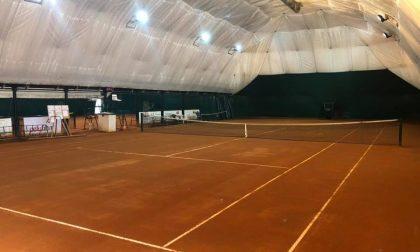 Tennis lariano stasera le finali a San Fermo dell'Open del Team Veneri
