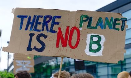 """Fridays For Future e Unione degli Studenti in piazza contro la Dad e """"l'ipocrisia ambientale"""""""