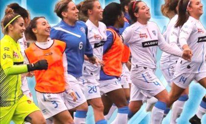 Calcio femminile la Como Women debutterà il 13 settembre a Perugia