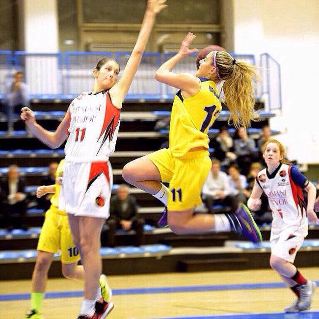 Basket femminile Alessandra De Ponti