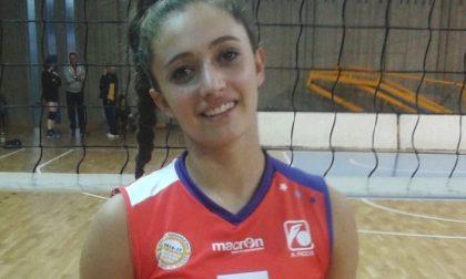 Albese Volley la giovane Federica Ghezzi pronta per la maglia Tecnoteam