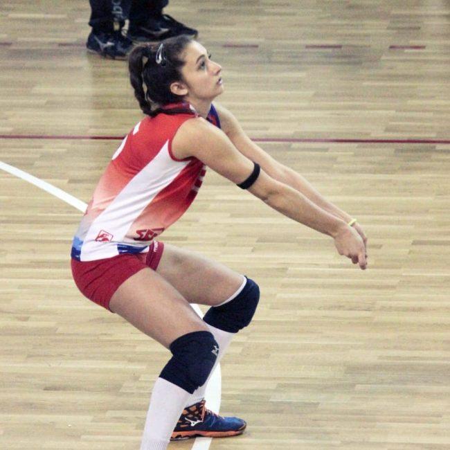 Albese Volley Federica Ghezzi