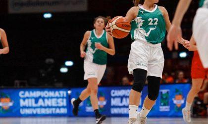 Basket femminile la Nonna Papera si rinforza con Alessandra De Ponti