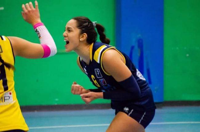 Albese Volley angela gabbiadini confermata