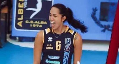 Albese Volley la Tecnoteam non rinnova l'accordo con la capitana Angela Gabbiadini