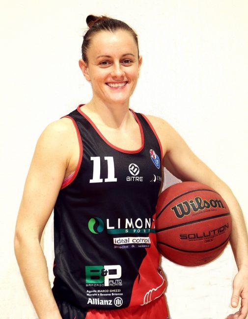 Basket femminile Valentina baldelli