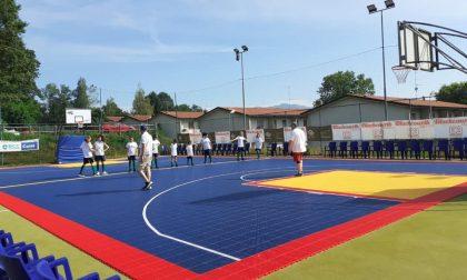 Basket giovanile la Pol. Cucciago '80 ripropone a giugno il camp tutto al femminile