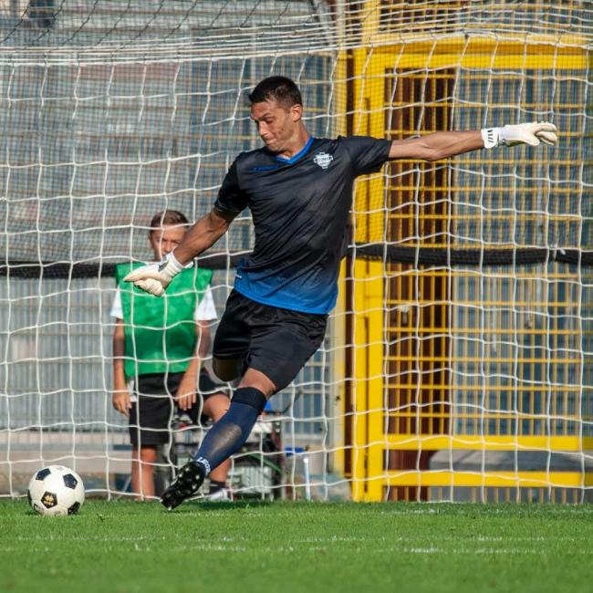 Como calcio Davide Facchin