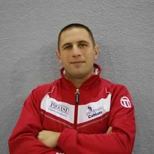 Volley Femminile Gilles Reali coach Cabiate