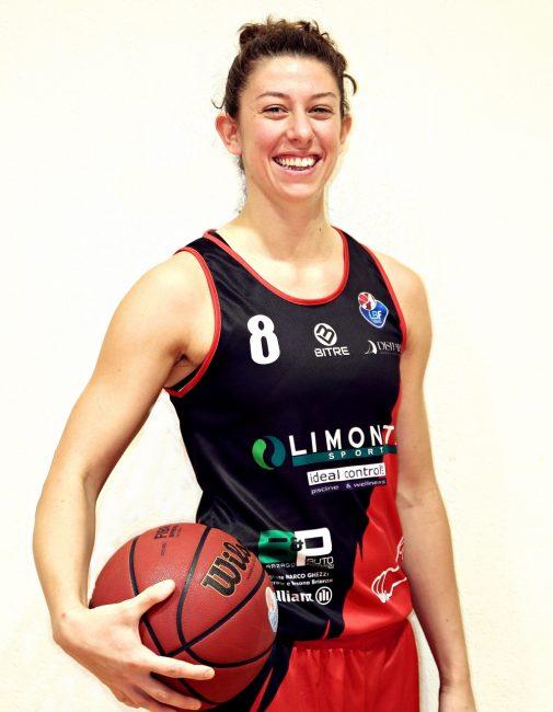 basket femminile Giulia Rulli