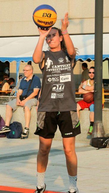 Basket femminile Giulia Zorzi