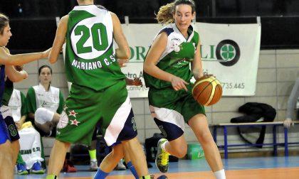 Basket femminile la Nonna Papera chiude il roster di serie C con Giulia Zorzi