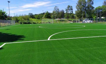Pro Olgiate lancia gli open day e la presentazione dei nuovi campi di calcio