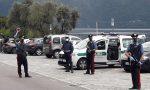 In centinaia sul Lario per il weekend: 14 sequestri di automobili senza assicurazione
