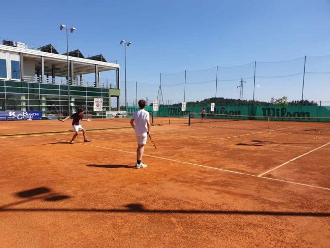Tennis femminile Team Veneri