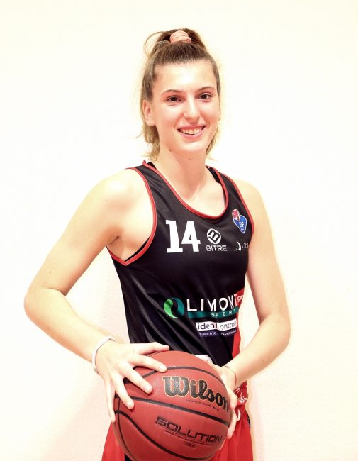 Basket femminile Vittoria Allievi