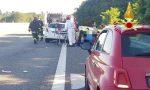Incidente lungo la A9 all'altezza di Fino Mornasco, arriva l'elisoccorso FOTO