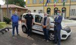 Nuovo mezzo per la Protezione Civile di Casnate donato da due imprenditori