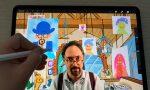 Crea video tutorial per imparare a disegnare i fumetti