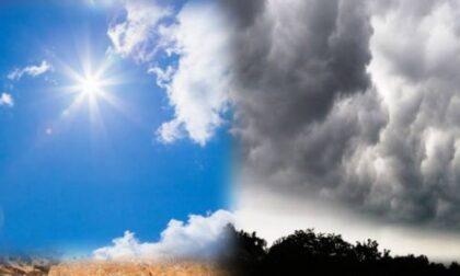 Fine settimana ancora instabile con nuvole e piovaschi | Meteo weekend
