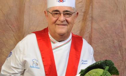 Chef Sergio Mauri dispensa ricette sui social