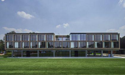 Inter: inaugurata la nuova clubhouse ad Appiano Gentile FOTO