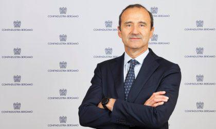 Proiettili e minacce al presidente di Confindustria Bergamo: «Dove non arriva il Covid arriviamo noi»