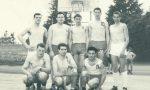 """Pallacanestro Albavilla si è spento Italo De Mas """"pioniere"""" della prima squadra del 1954"""