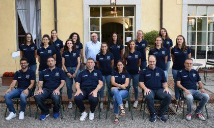 Albese Volley la Tecnoteam al lavoro, suda forte agli ordini delo staff di coach Mucciolo