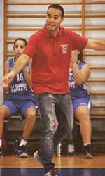 Basket femminile Alessio Crugnola