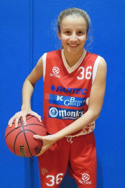 basket femminile Annelle Fontana